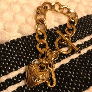 Juicy Couture Charm Bracelet✨